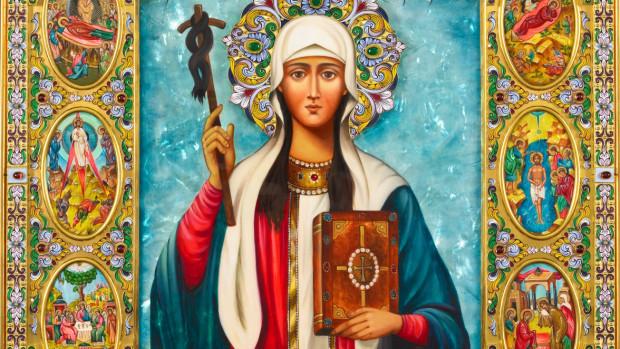 Св. Нина (Отдание на Богоявление)