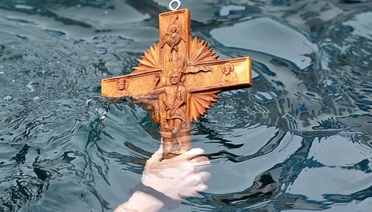 Кръста на Йордановден