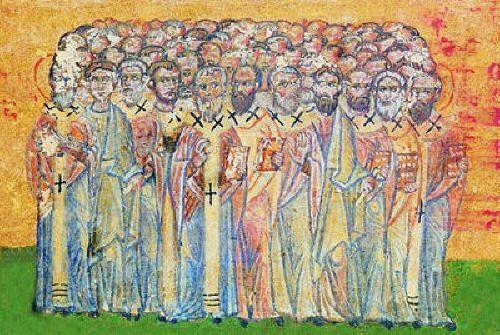 4 януари - 70 апостоли - имен ден