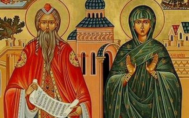 Св. преподобни Захария - 24 март