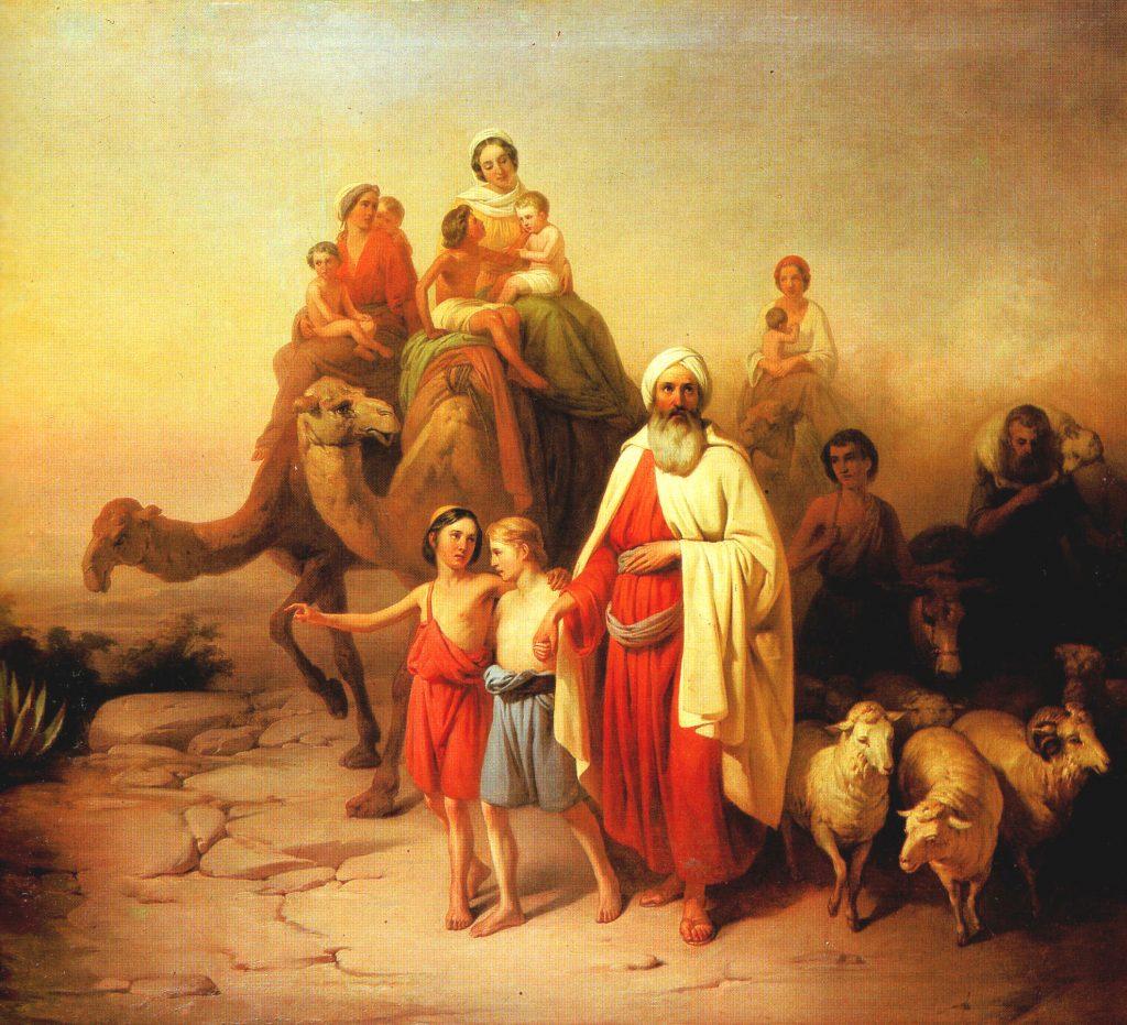 Свети пророк Авраам - 9 Октомври