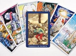 Карти таро - Колелото на късмета