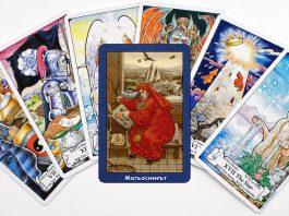 Карти таро - магьосникат