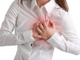 Болки в сърцето