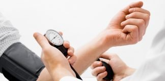 Високо кръвно налягане (хипертония)