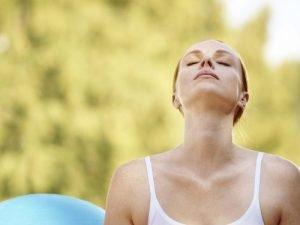 Дишане за развитие на белите дробове