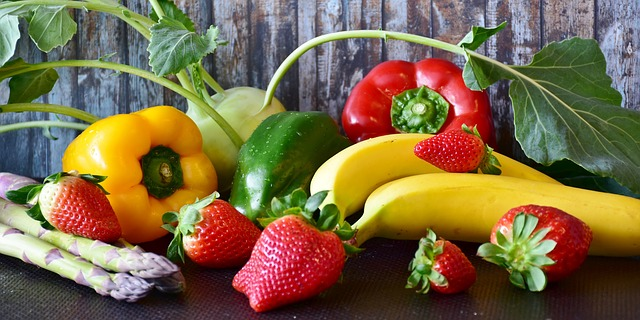 7 цвята храни поддържат тялото здраво