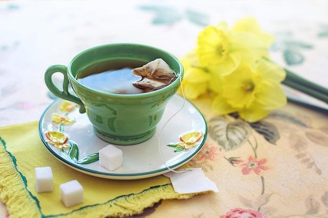 Зеленият чай: извор на младост
