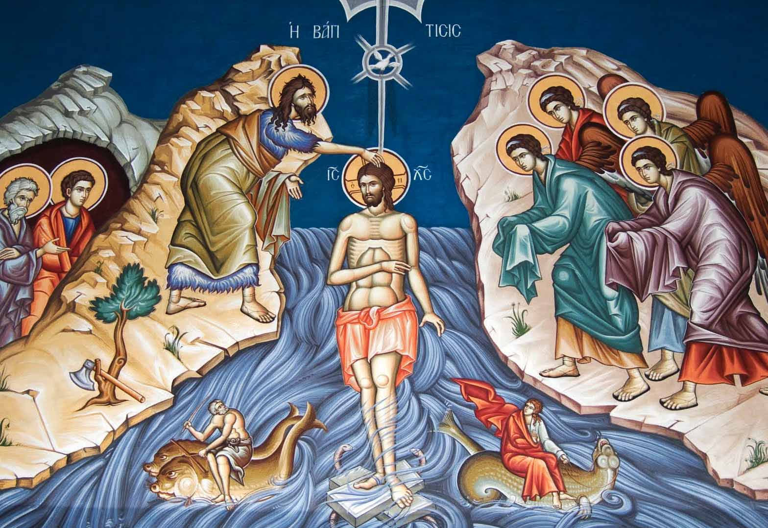Photo of Преп. Макарий Египетски. Св. Марк, еп. Ефески