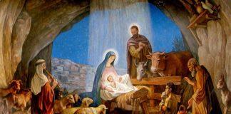 Дева Мария ще роди спасител