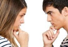Езика на тялото и правилния партньор