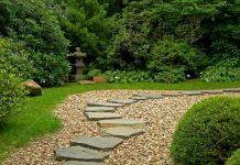 Фън Шуй в градината