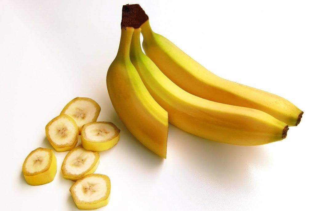 Храната привлича - Банани