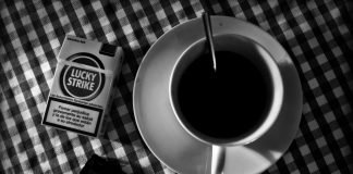 Кафе и цигари