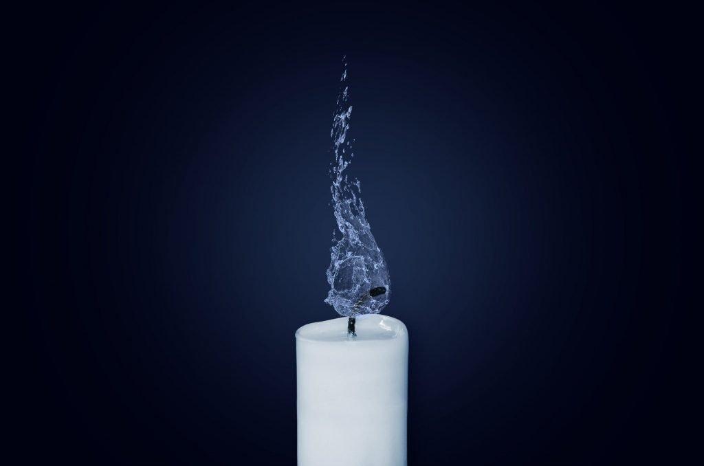снежнобели свещи