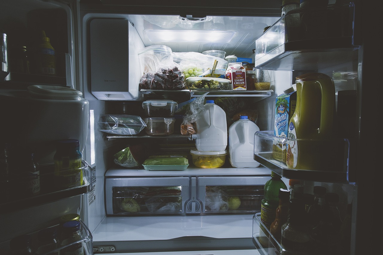 Фенг Шуй за малката кухня - хладилник