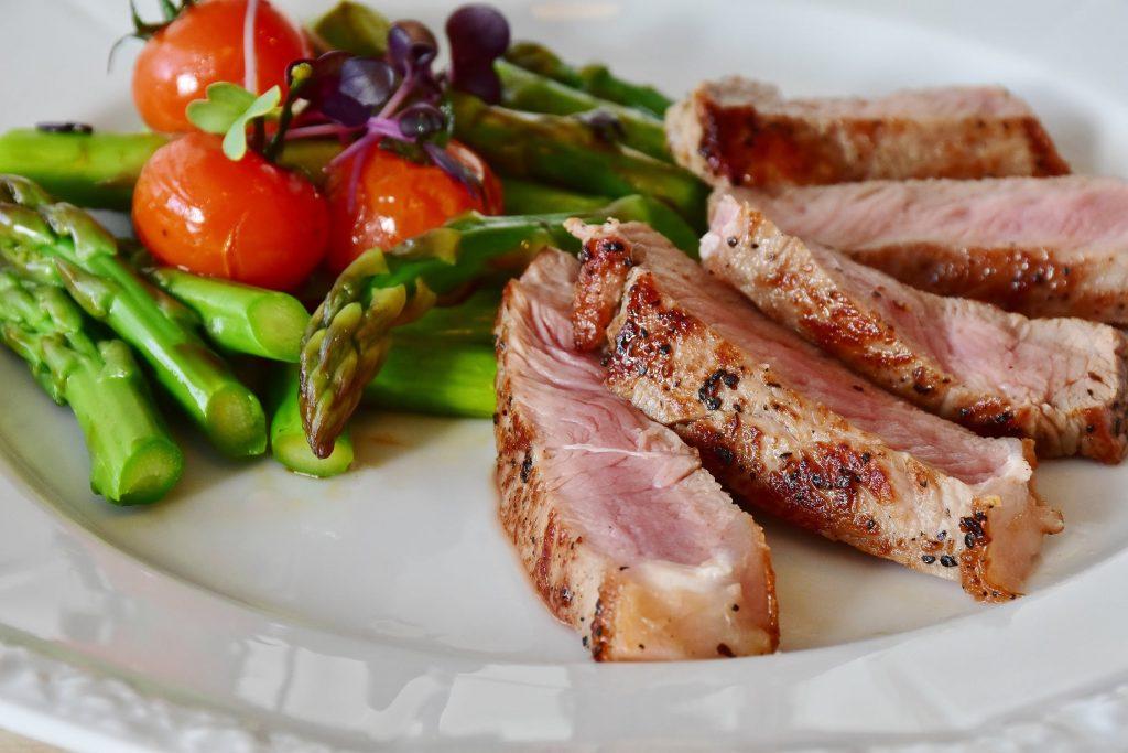 Храна срещи рака - месо