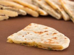 Пърленка със сирене