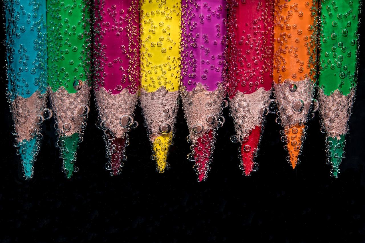 Как въздействат цветовете върху човешката психика