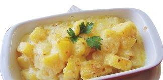 Картофи с 4 вида сирена