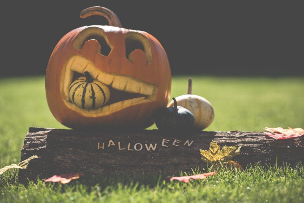 хелоуин и тикви