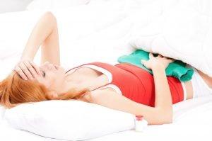 При болезнена менструация