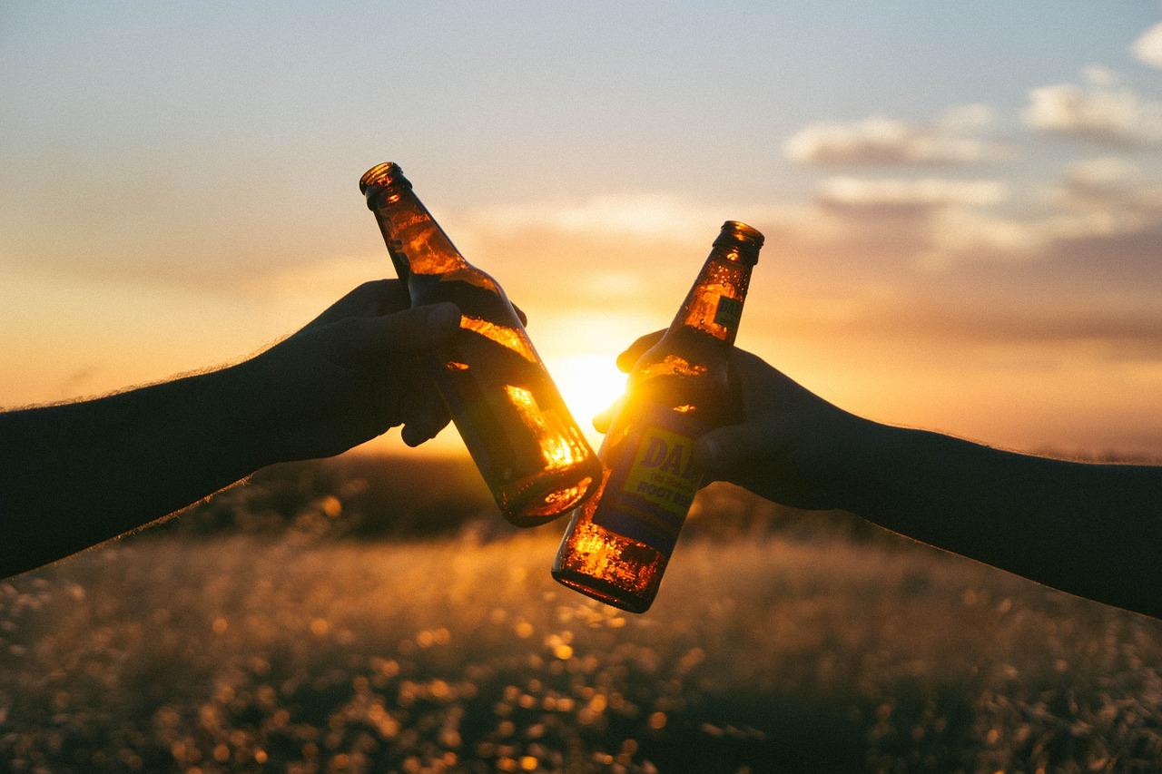 Много пиете - Грешки при отслабване
