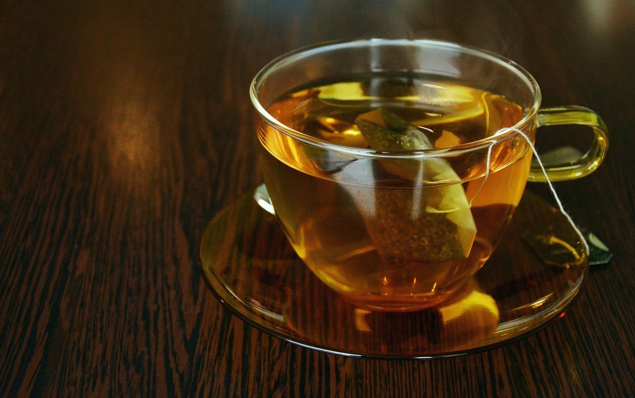 Пликчетата за чай