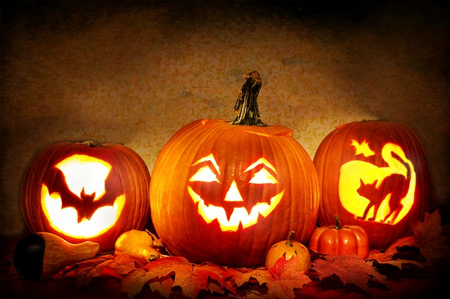 Тиква за Хелоуин