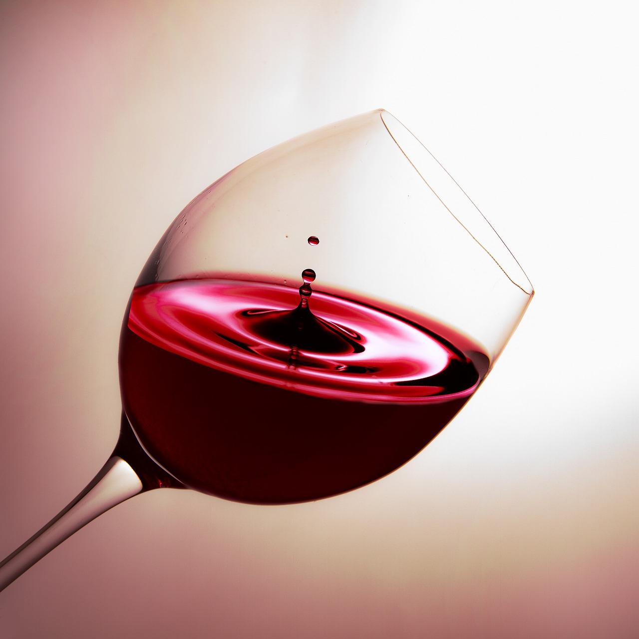 Червеното вино - елексир на младостта