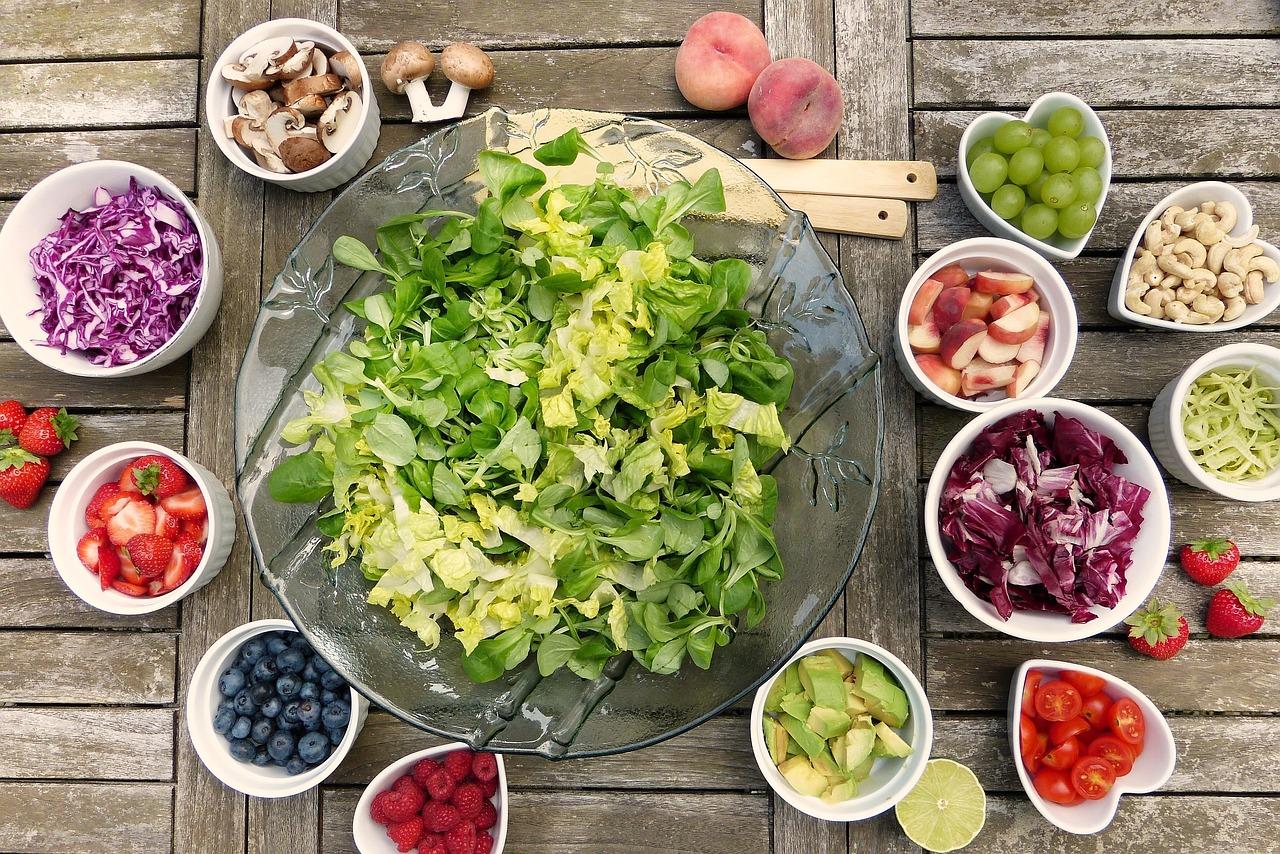 Храни богати на витамини