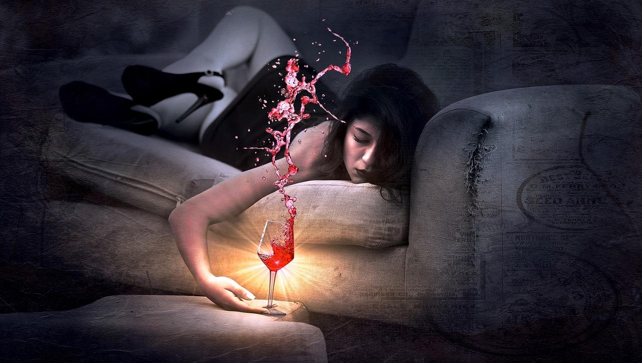 алкохолния делириум