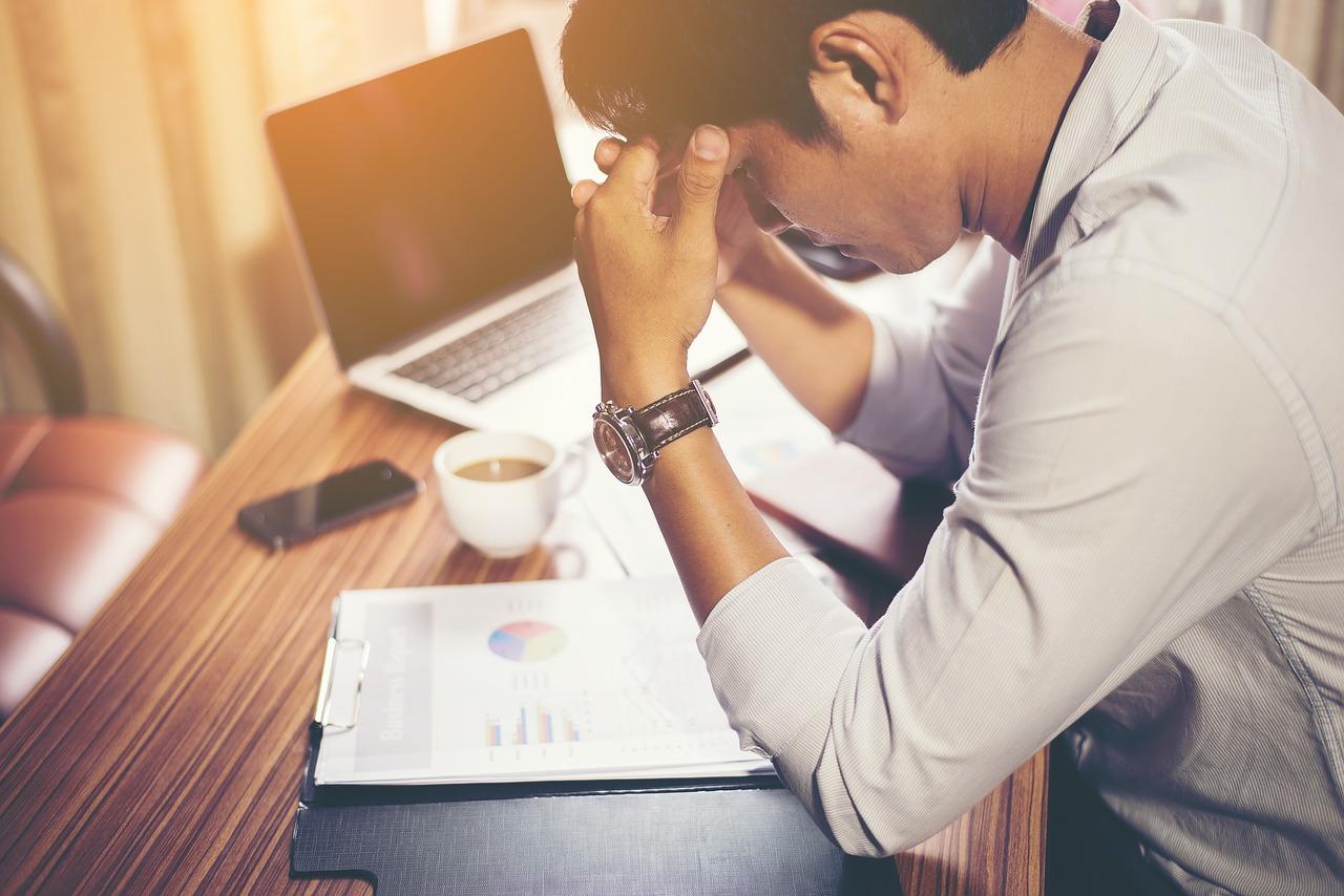 Живеете под стрес - Грешки при отслабване