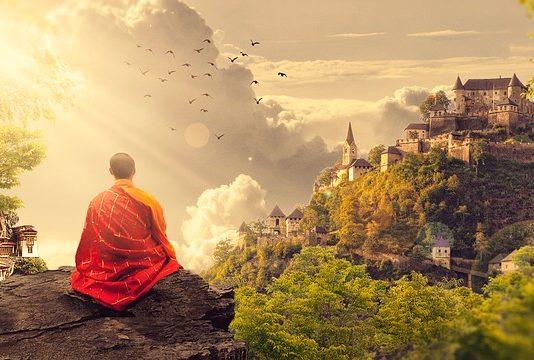 Шест вида медитация