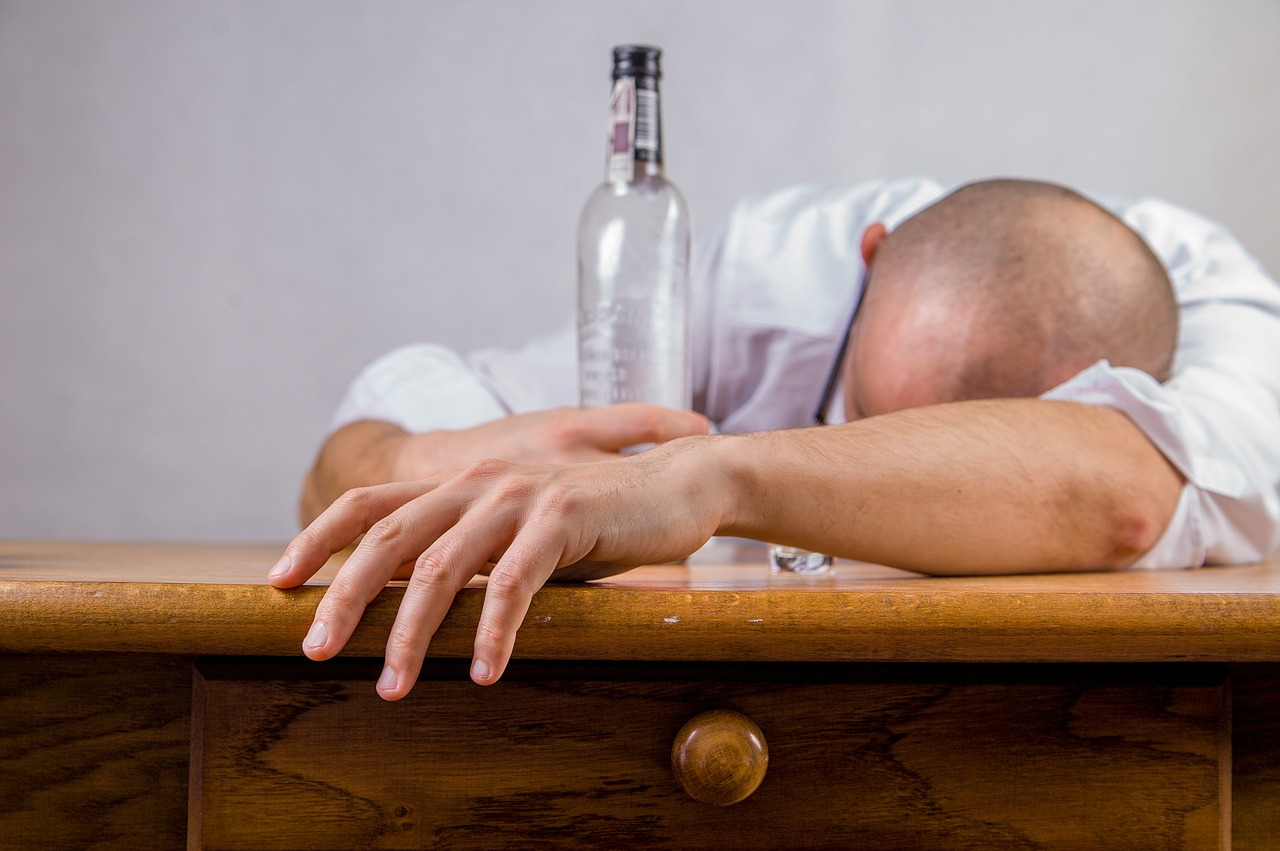 консумацията на алкохол