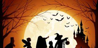 хелоуин деца