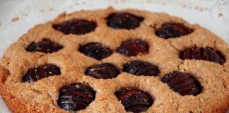 Постен орехов сладкиш