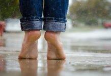 Стъпалата – огледало на тялото