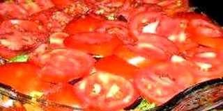 Задушени есенни зеленчуци