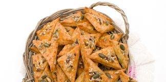 соленки със семена