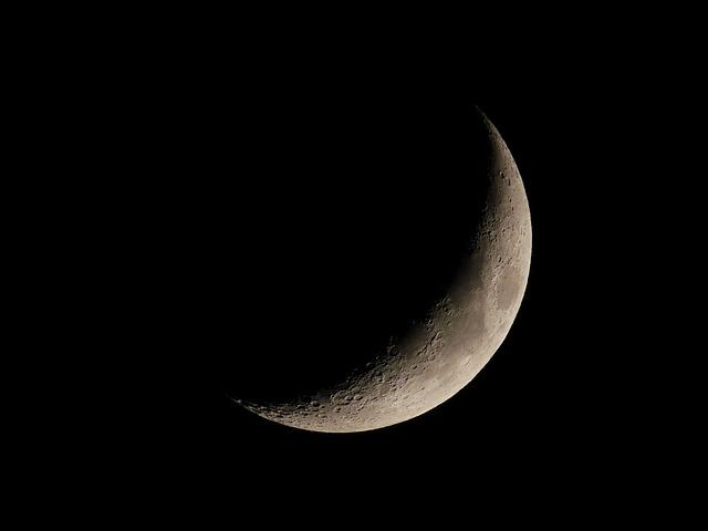 Сънищата при намаляваща Луна