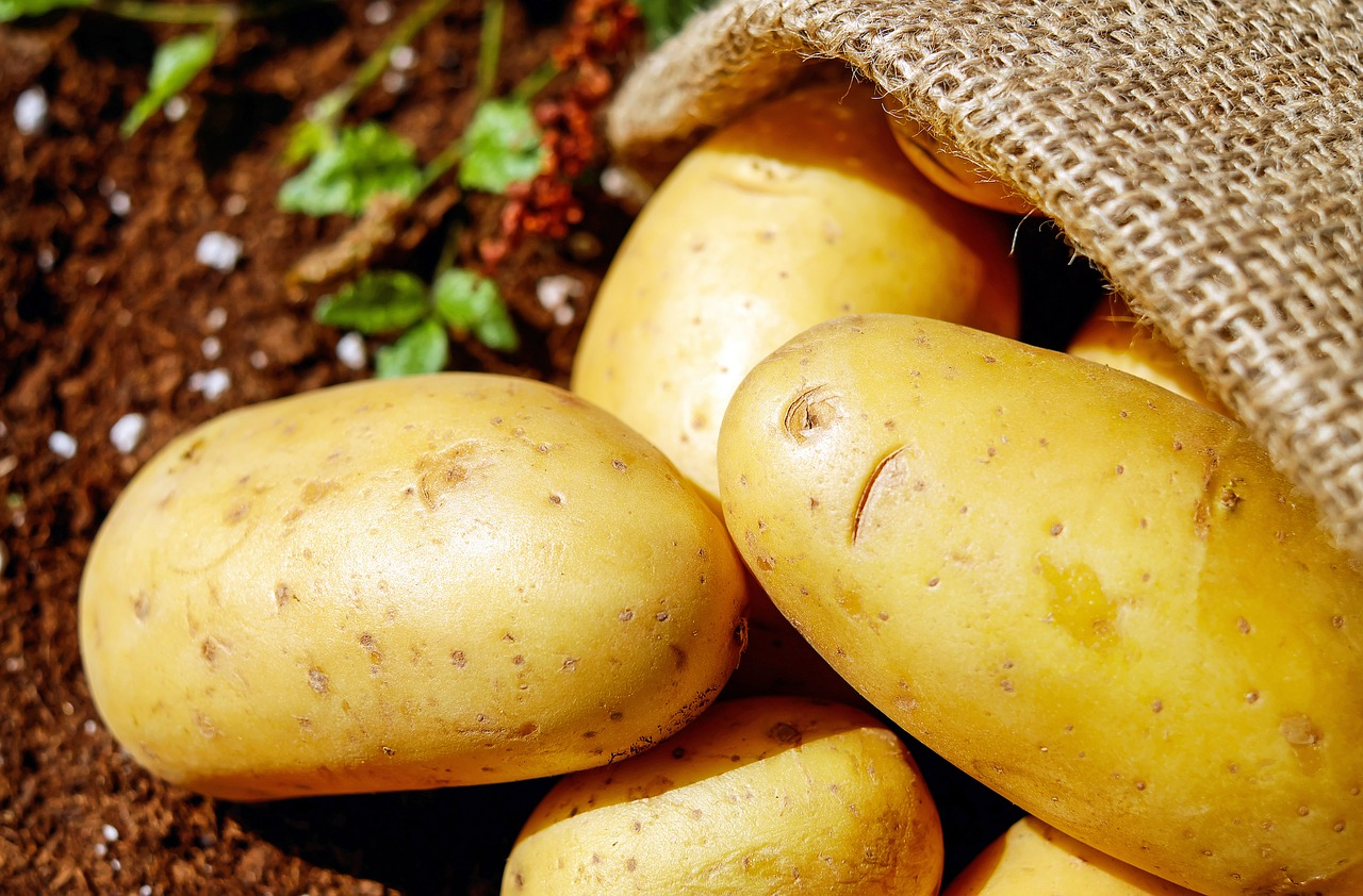 Картофи - Против стомашни киселини