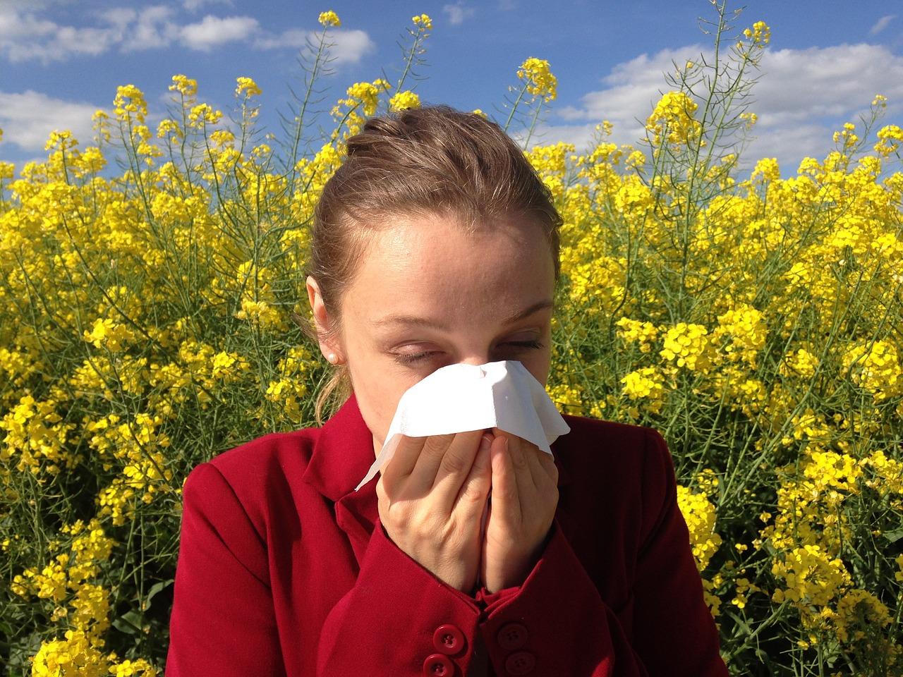 Какво предизвиква алергии?