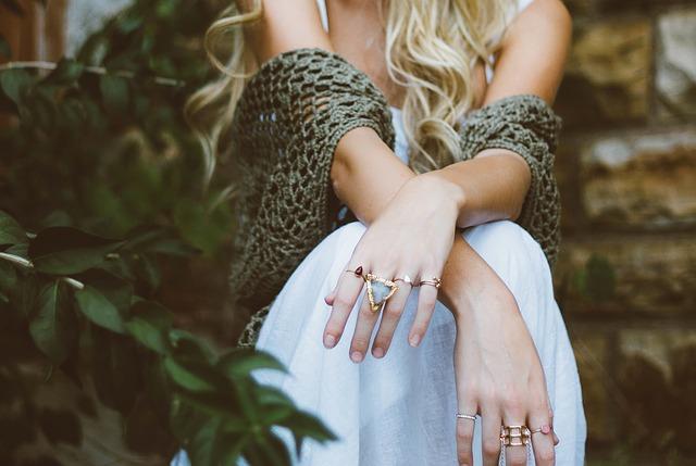 Как да носим пръстен правилно