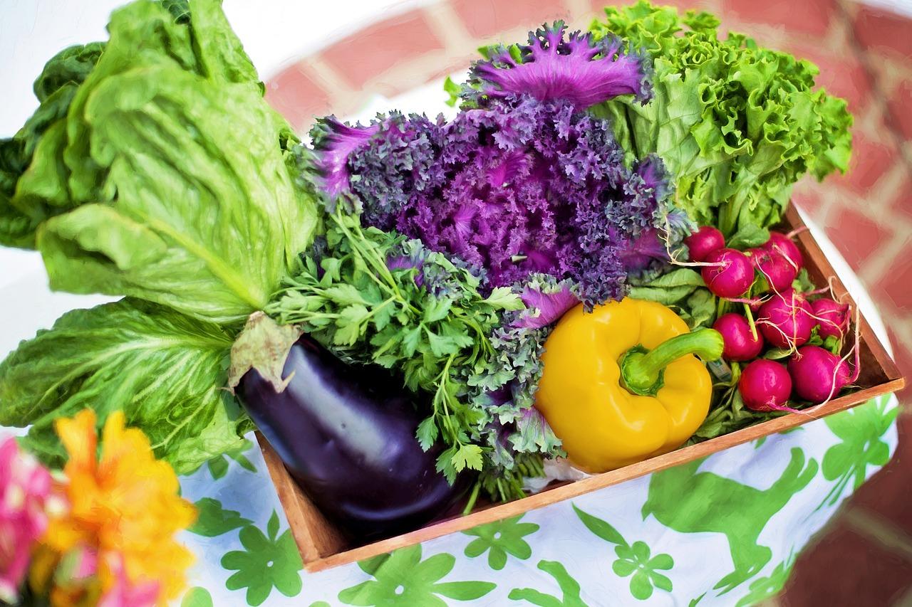 Плодове и зеленчуци за кожата