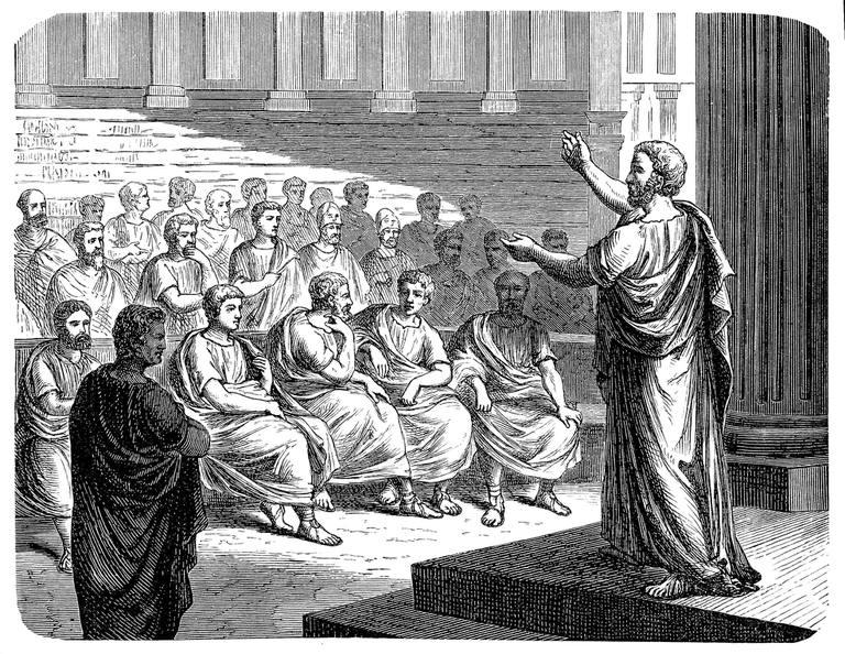 Еклесия - събрание