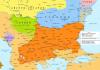 Карта на велика България