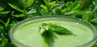 супа от прясна коприва