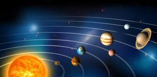 силата на планетите