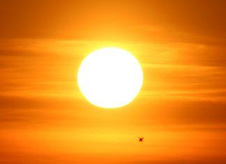 слънцето и домовете
